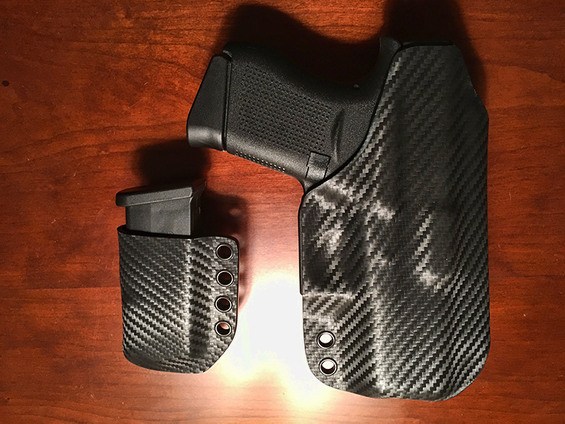 Need a more comfortable Glock 43 holster - TexasCHLforum com